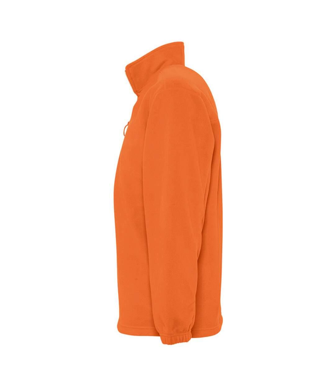 SOLS - Polaire NESS - Homme (Orange foncé) - UTPC345