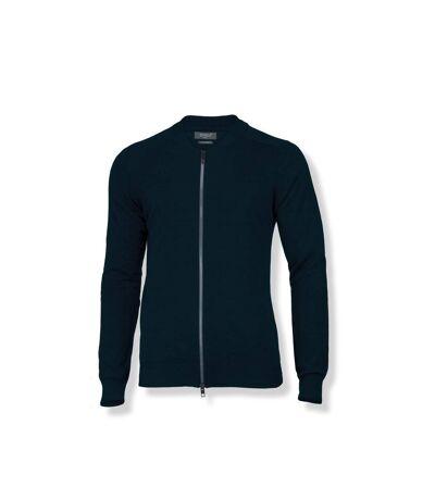 Nimbus Mens Phoenix Knitted Cardigan (Navy) - UTRW6357