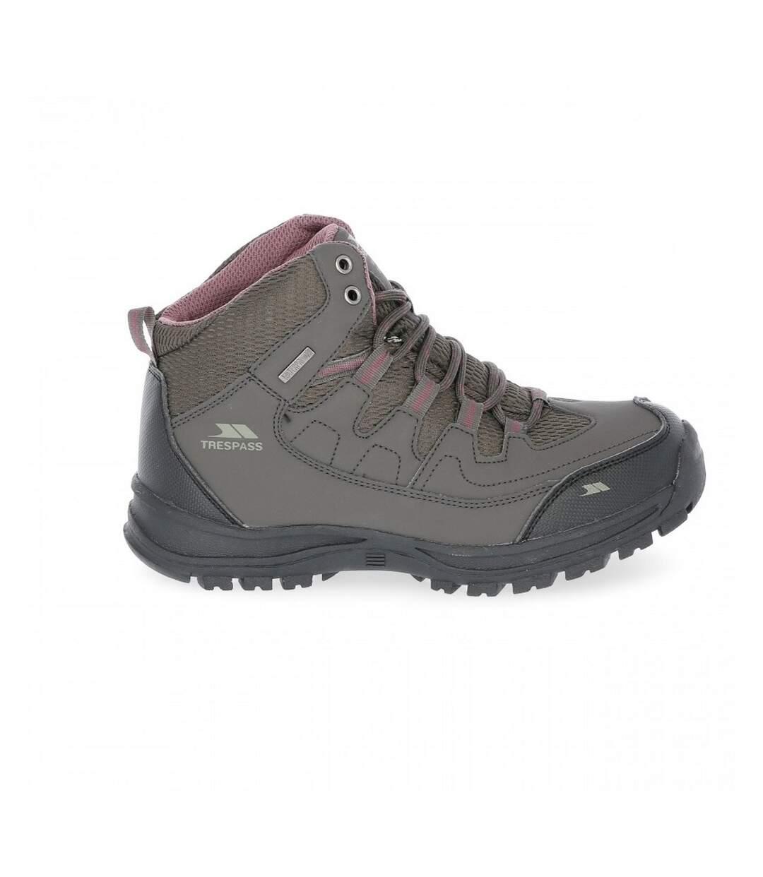 Grande Vente Trespass Chaussures De Randonnée Mitzi Femme Marron 38 FR UTTP3374 dsf.d455nksdKLFHG