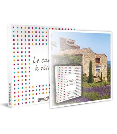 SMARTBOX - Évasion d'une nuit à deux en France avec dîner - Coffret Cadeau Séjour