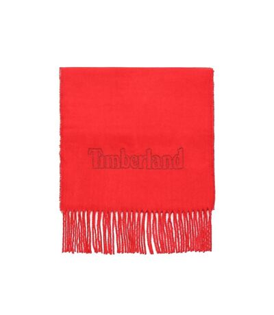 Timberland Mens Winter Scarf (Red) (One Size) - UTUT467