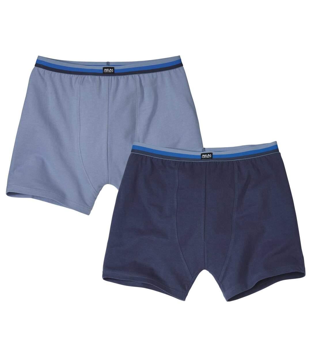 2er-Pack Boxershorts Komfort