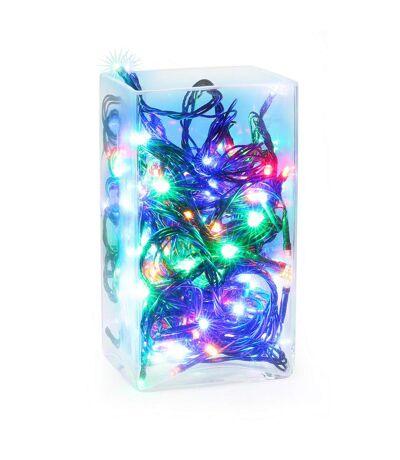 Christmas Shop - Guirlande de Noël lumineuse 100 LED (Prise anglaise) (Multicolore) (Taille unique) - UTRW3813