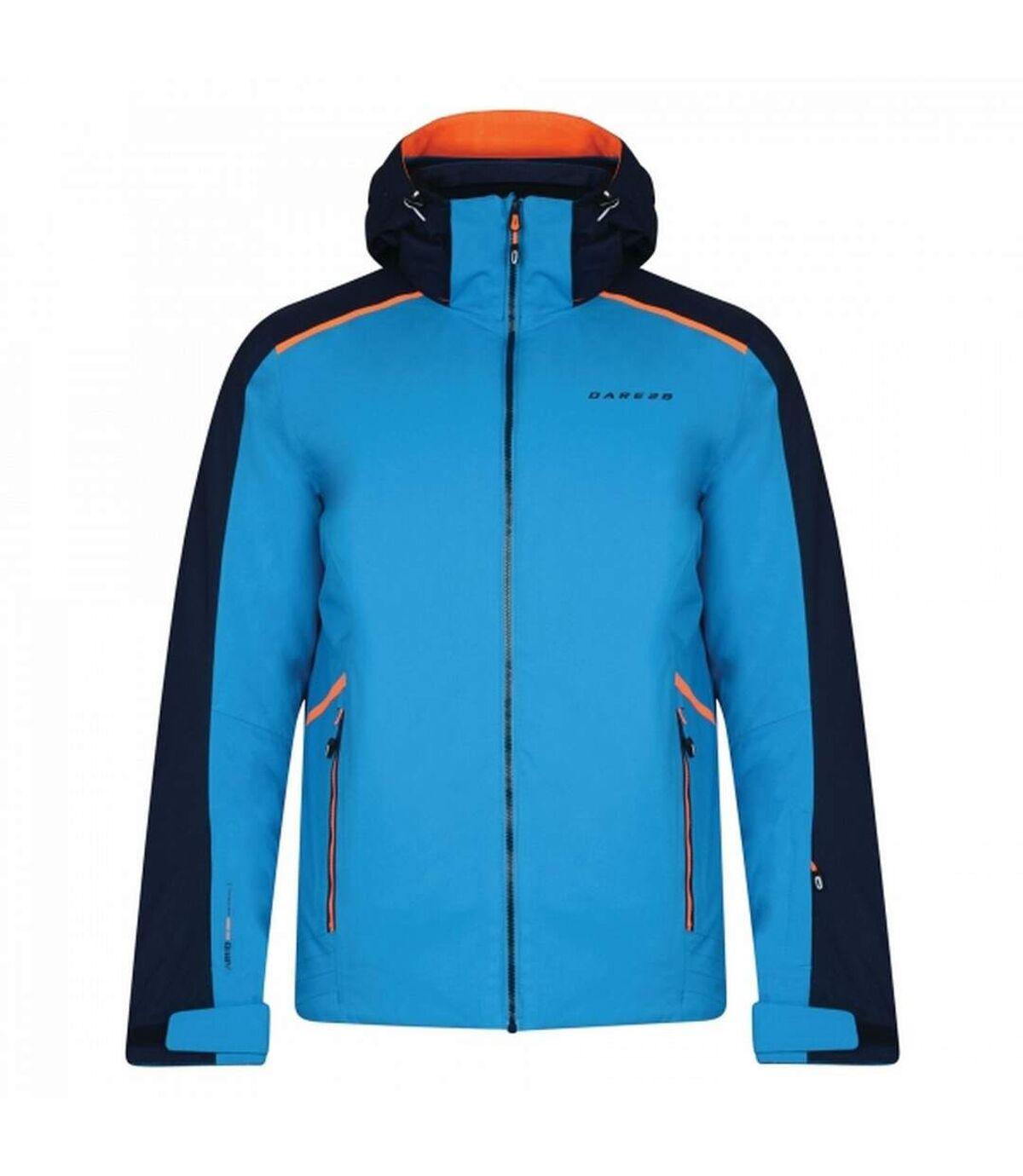 Dare2B Mens Educe Promo Jacket (Methyl Blue/Outer Space Blue) - UTRG3597