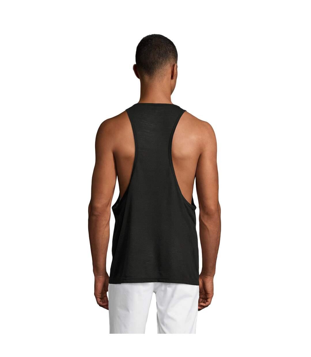 SOLS Unisex Jamaica Sleeveless Tank / Vest Top (White) - UTPC2179