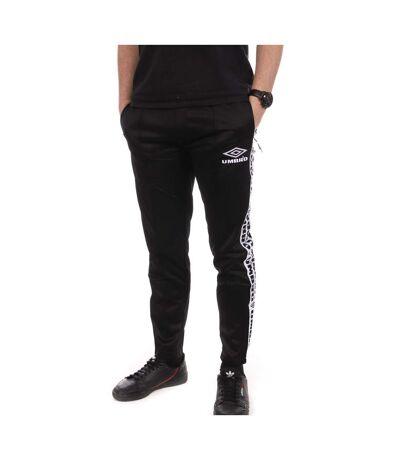Pantalon de Jogging Noir Homme Umbro Street Trac
