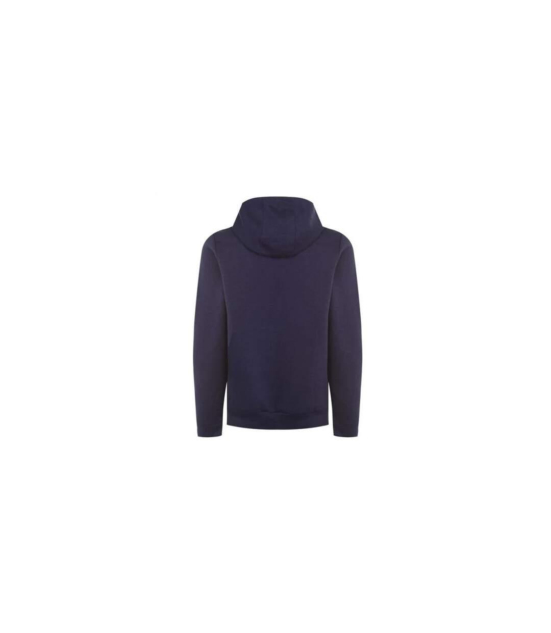 Slazenger Mens Alley Hooded Sweater (Navy) - UTPF1760