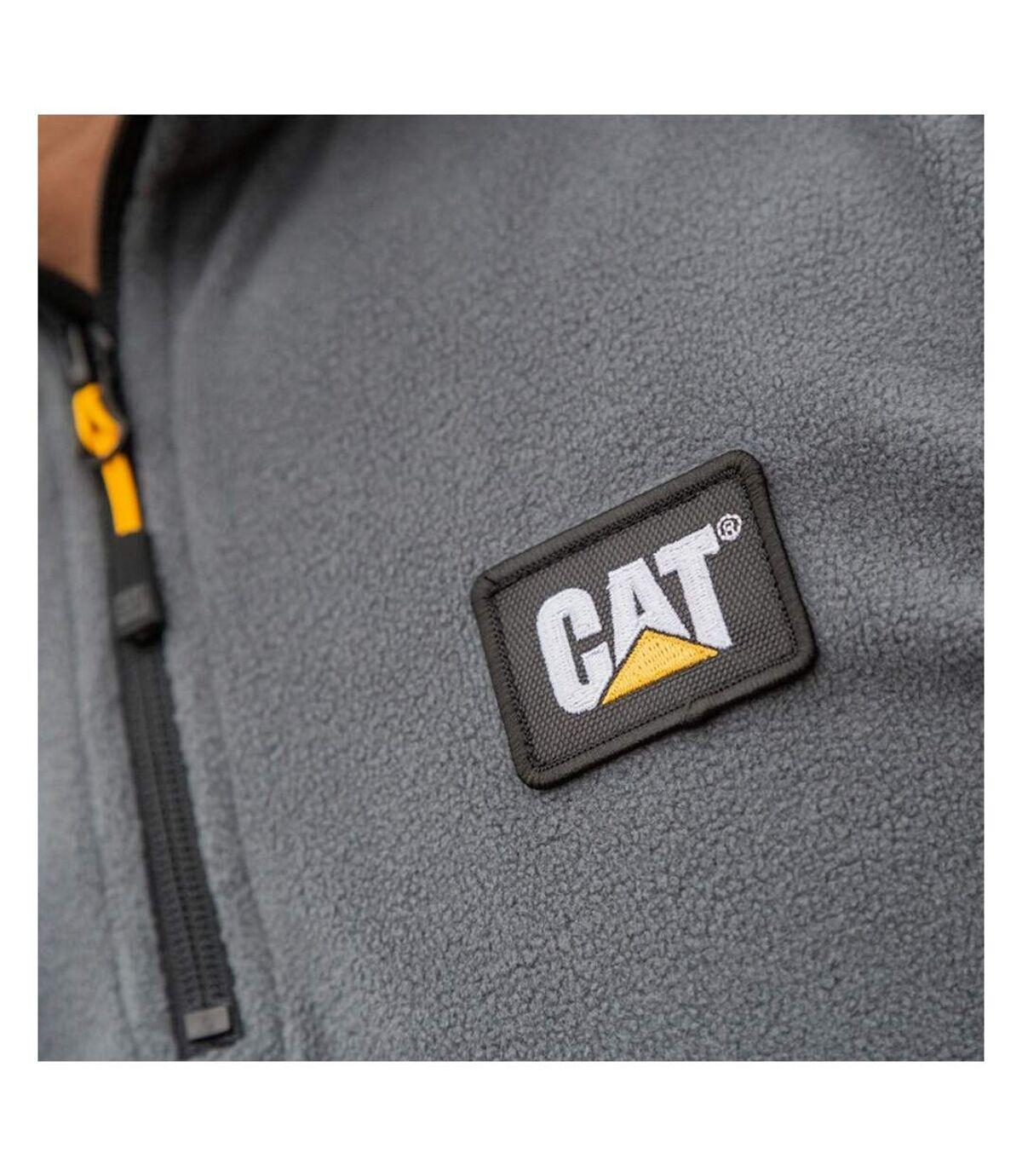 CAT Lifestyle - Polaire CONCORD - Homme (Gris) - UTFS5921
