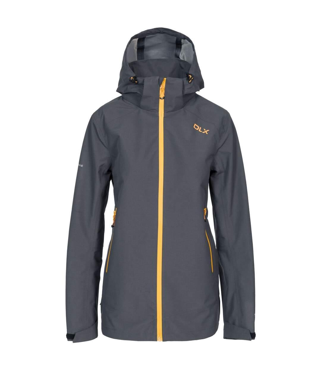 Trespass Womens/Ladies Gayle Waterproof Jacket (Carbon) - UTTP4653