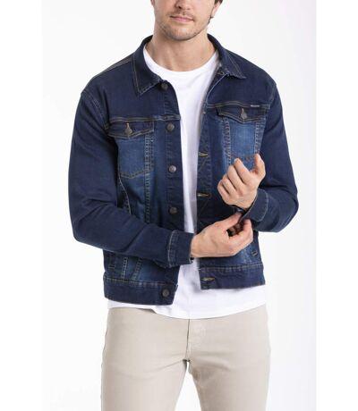 Veste en jeans coton bio stretch GUS denim