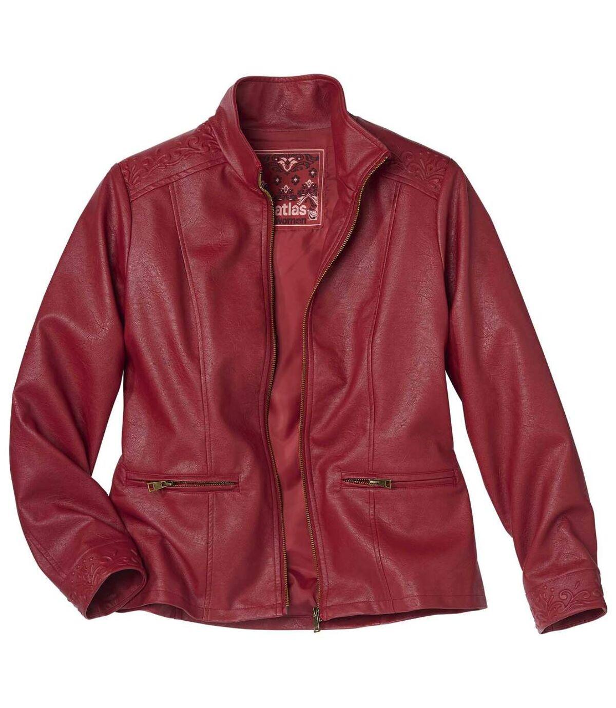 Куртка из Искусственной Кожи Atlas For Men