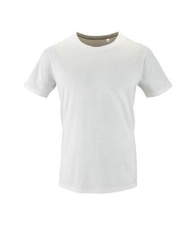 SOLS Mens Milo Organic T-Shirt (White) - UTPC3232