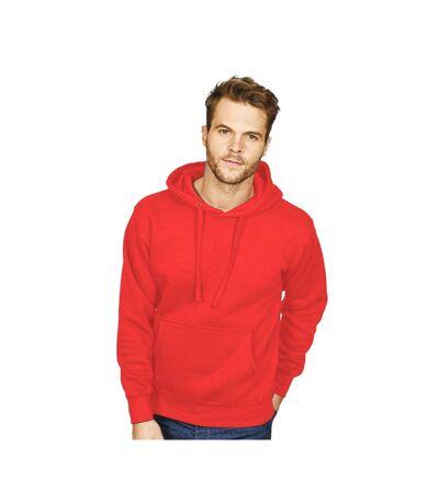Casual Classic Mens Pullover Hood (Purple) - UTAB255