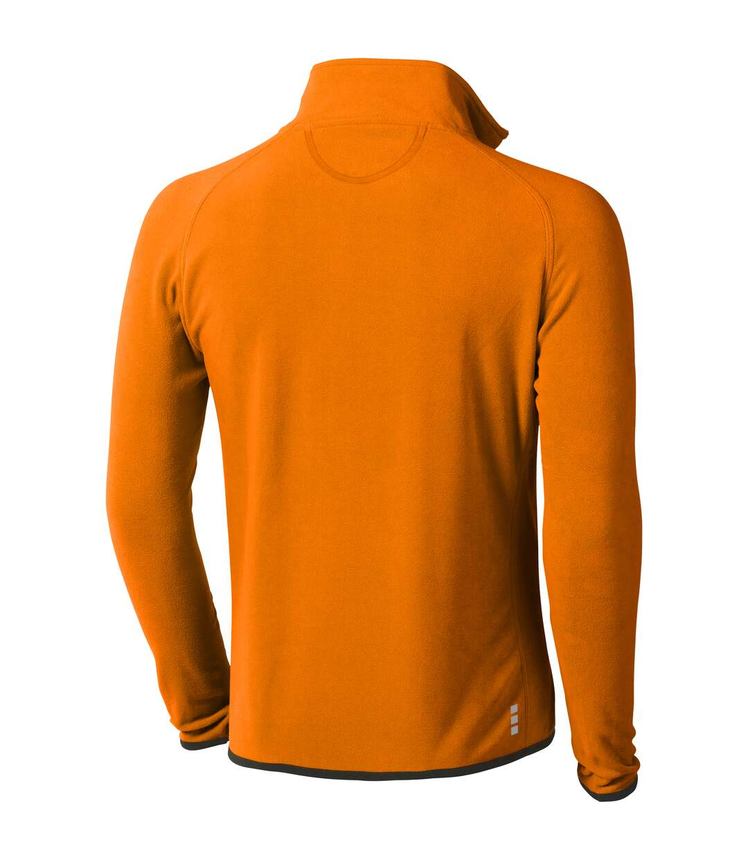 Elevate Brossard - Polaire zippée - Homme (Orange) - UTPF1944