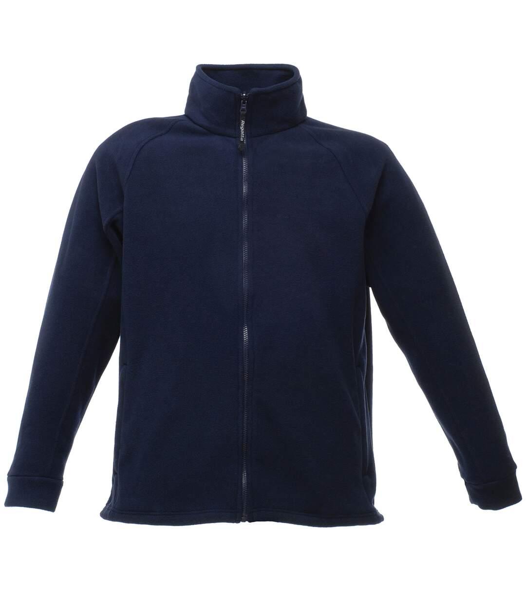 Regatta Mens Thor 300 Full Zip Fleece Jacket (Navy) - UTRG1533