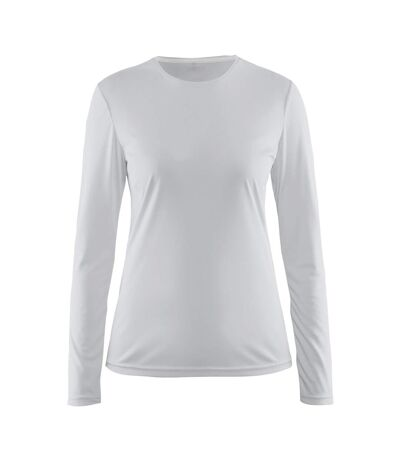 Craft Womens/Ladies Mind Long Sleeve T-Shirt (White) - UTRW6158