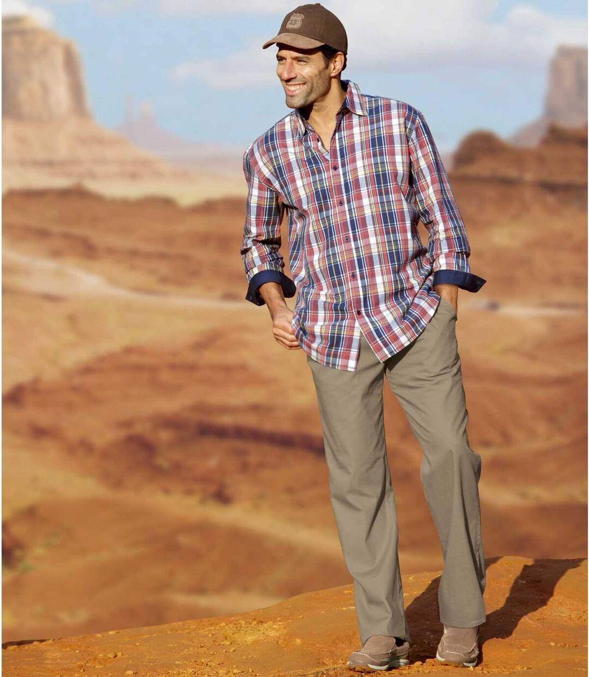 Swobodne spodnie Canvas Atlas For Men
