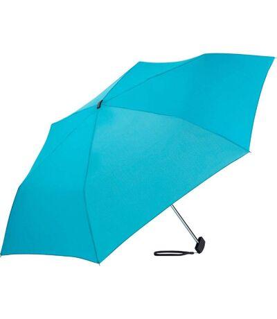 Parapluie pliant de poche - FP5069 - bleu pétrole