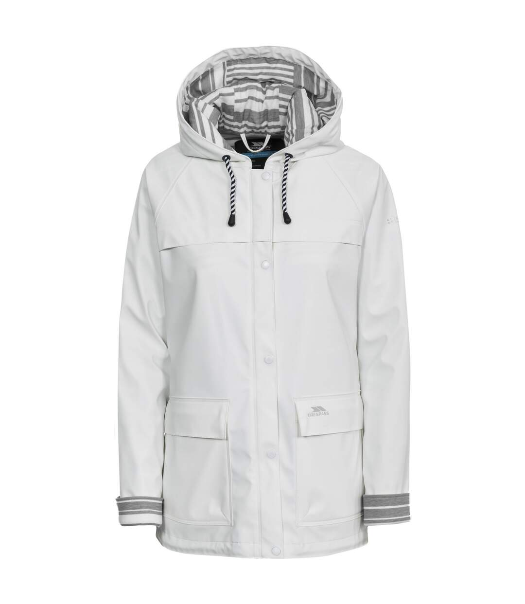 Trespass - Manteau De Ski Imperméable Muddle - Femme (Blanc) - UTTP3991