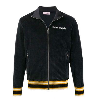 Veste zippée style sportwear  -  Palm Angels - Homme