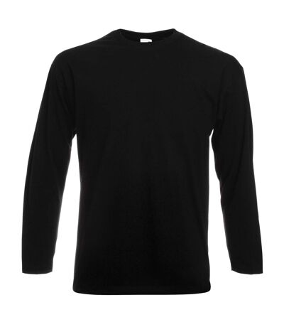 Fruit Of The Loom - T-shirt - Homme (Noir) - UTBC331
