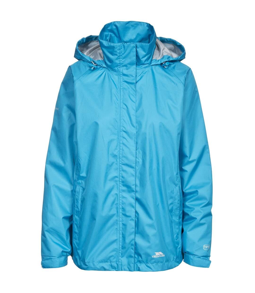 Trespass Womens/Ladies Lanna II Waterproof Jacket (Bermuda) - UTTP3279