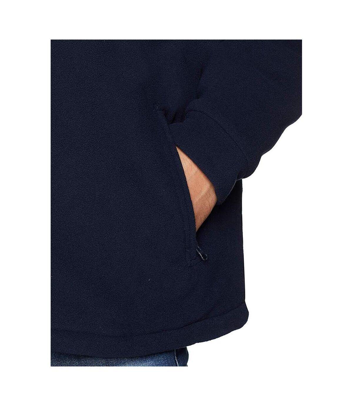 Regatta Mens Asgard II Quilted Fleece Jacket (Thermo-guard Insulation) (Dark Navy) - UTBC823