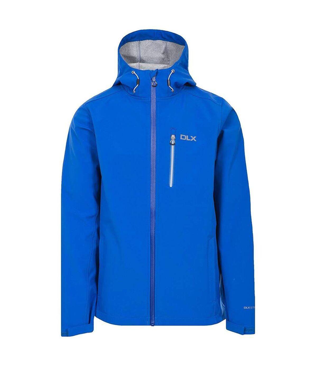 Trespass Mens Marten DLX Softshell Jacket (Blue) - UTTP3801