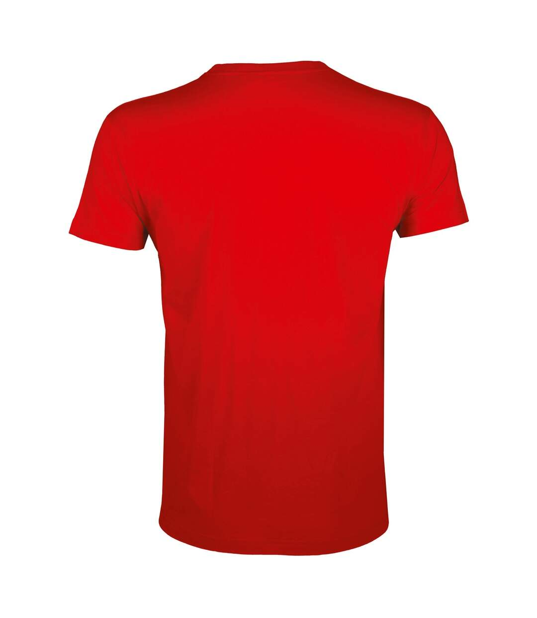 SOLS Mens Regent Slim Fit Short Sleeve T-Shirt (Red) - UTPC506