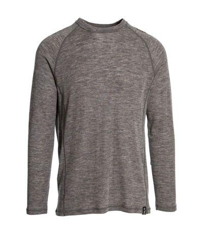 Trespass - T-shirt Wexler Merino - Homme (Gris) - UTTP4378