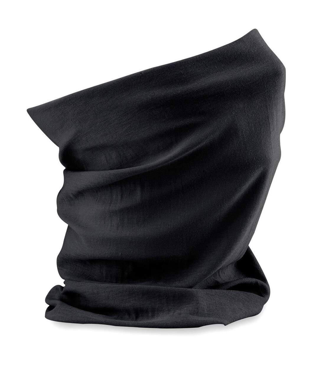Echarpe tubulaire - tour de cou adulte - B900 - noir