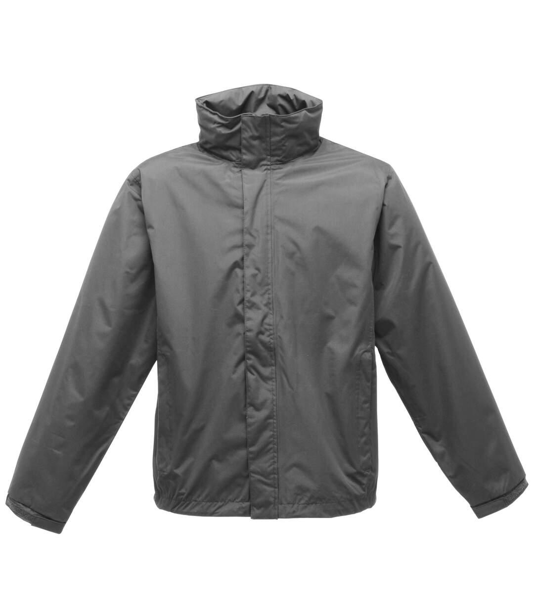 Regatta Mens Pace II Lightweight Waterproof Jacket (Seal Grey) - UTBC1495