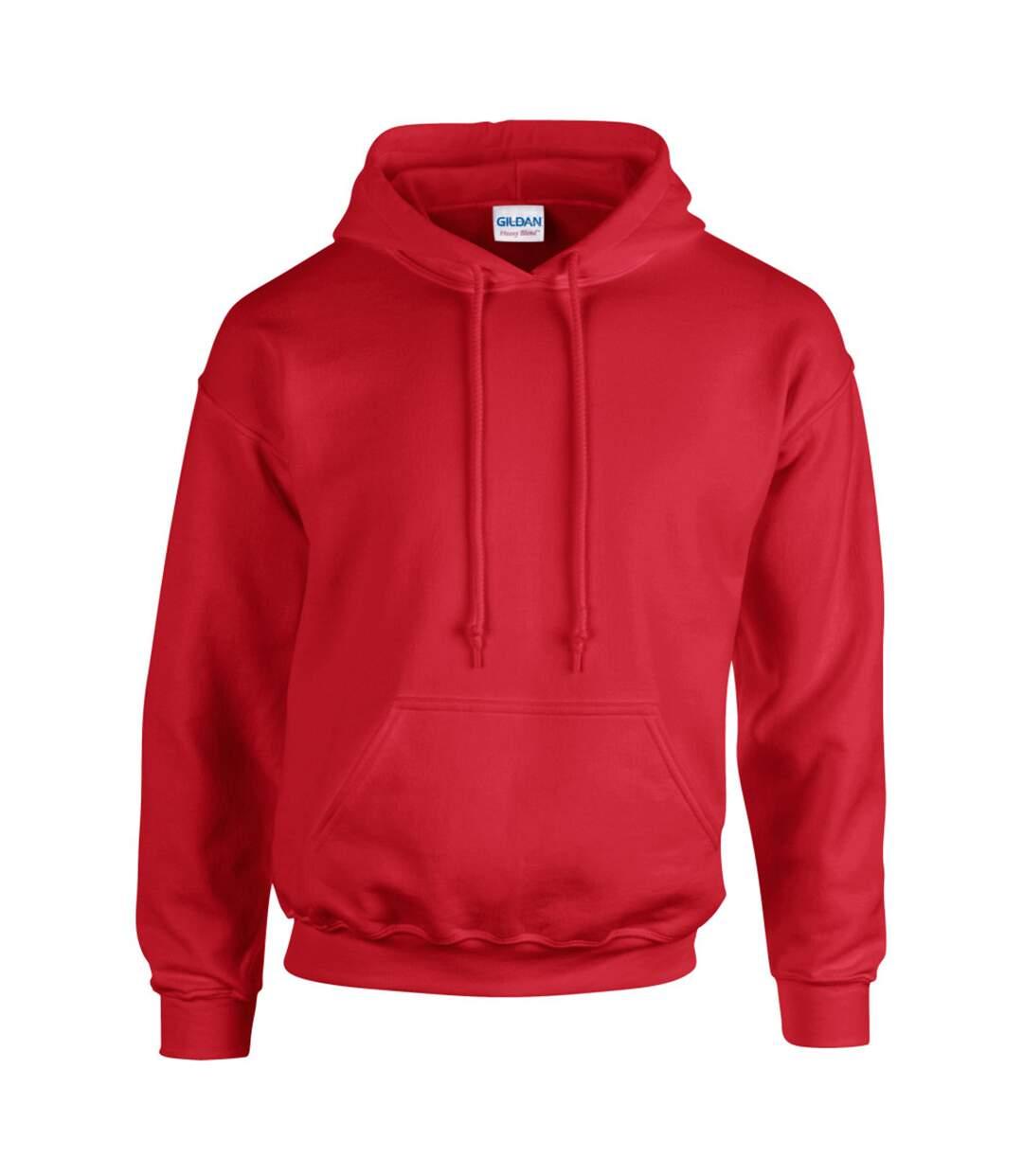 Gildan Heavy Blend Adult Unisex Hooded Sweatshirt / Hoodie (Sand) - UTBC468