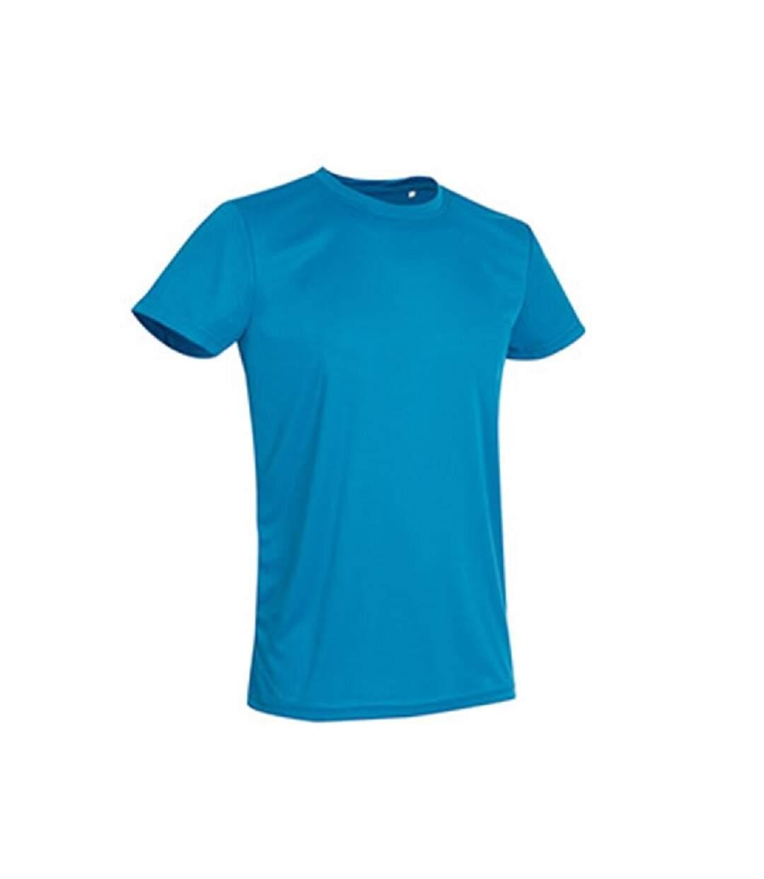 Stedman Mens Active Sports Tee (Blue Midnight) - UTAB332