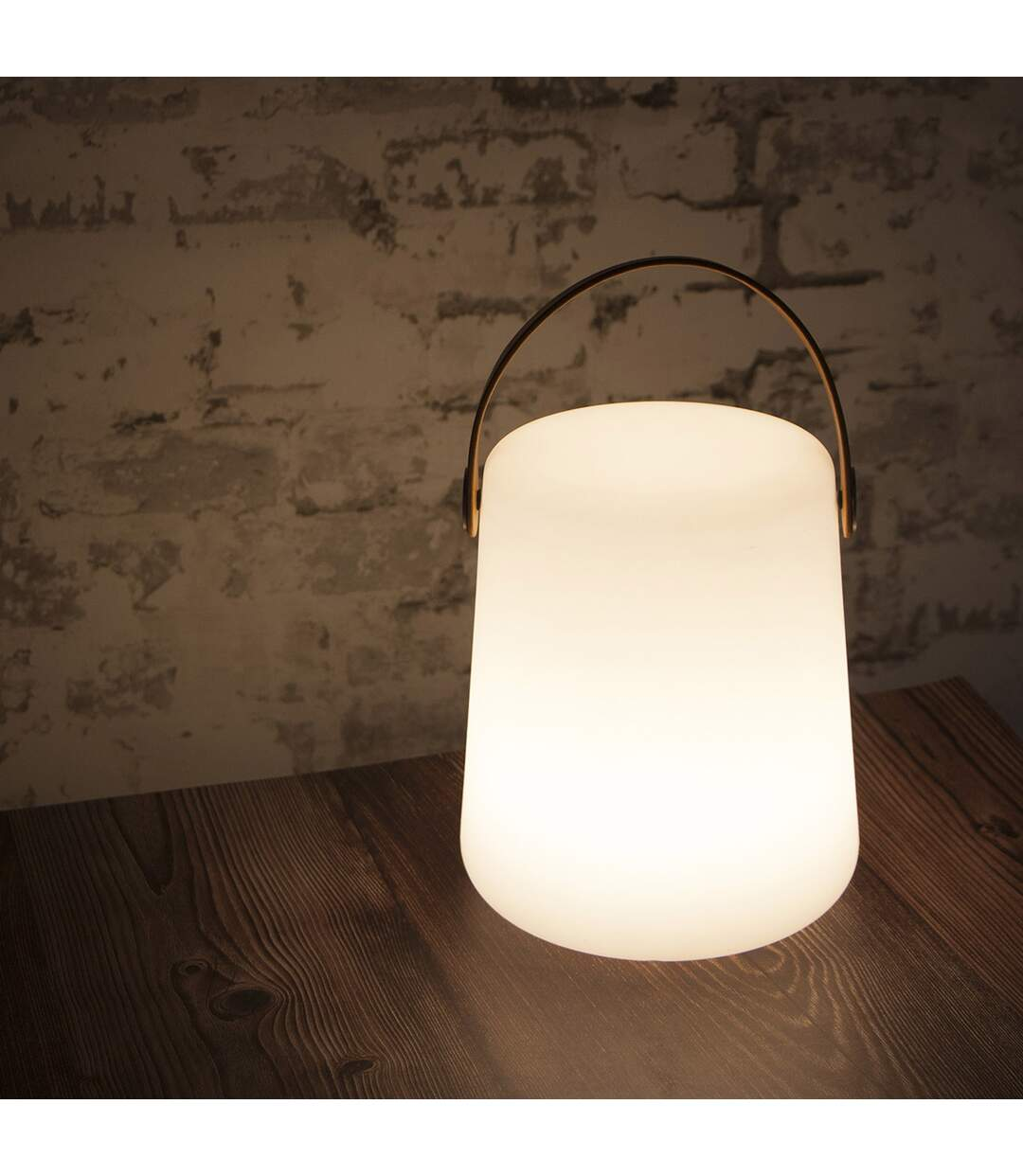 Lampe nomade 1W batterie lithium IP54