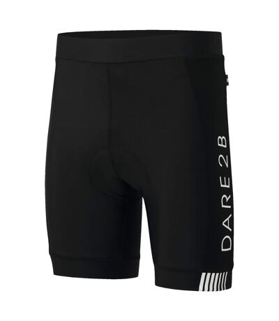 Dare 2B - Short de cyclisme VIRTUOSITY - Hommes (Noir / blanc) - UTRG5675