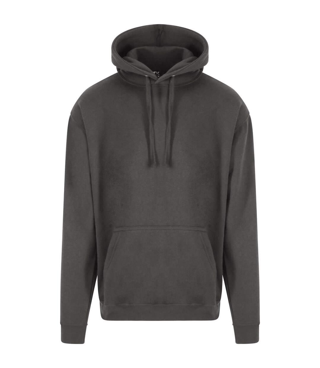 PRO RTX Mens Pro Hoodie (Charcoal) - UTPC3538