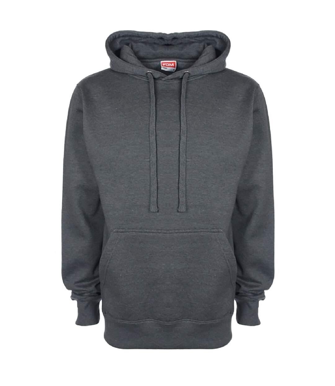 Fdm - Sweatshirt À Capuche - Homme (Gris foncé) - UTBC2024