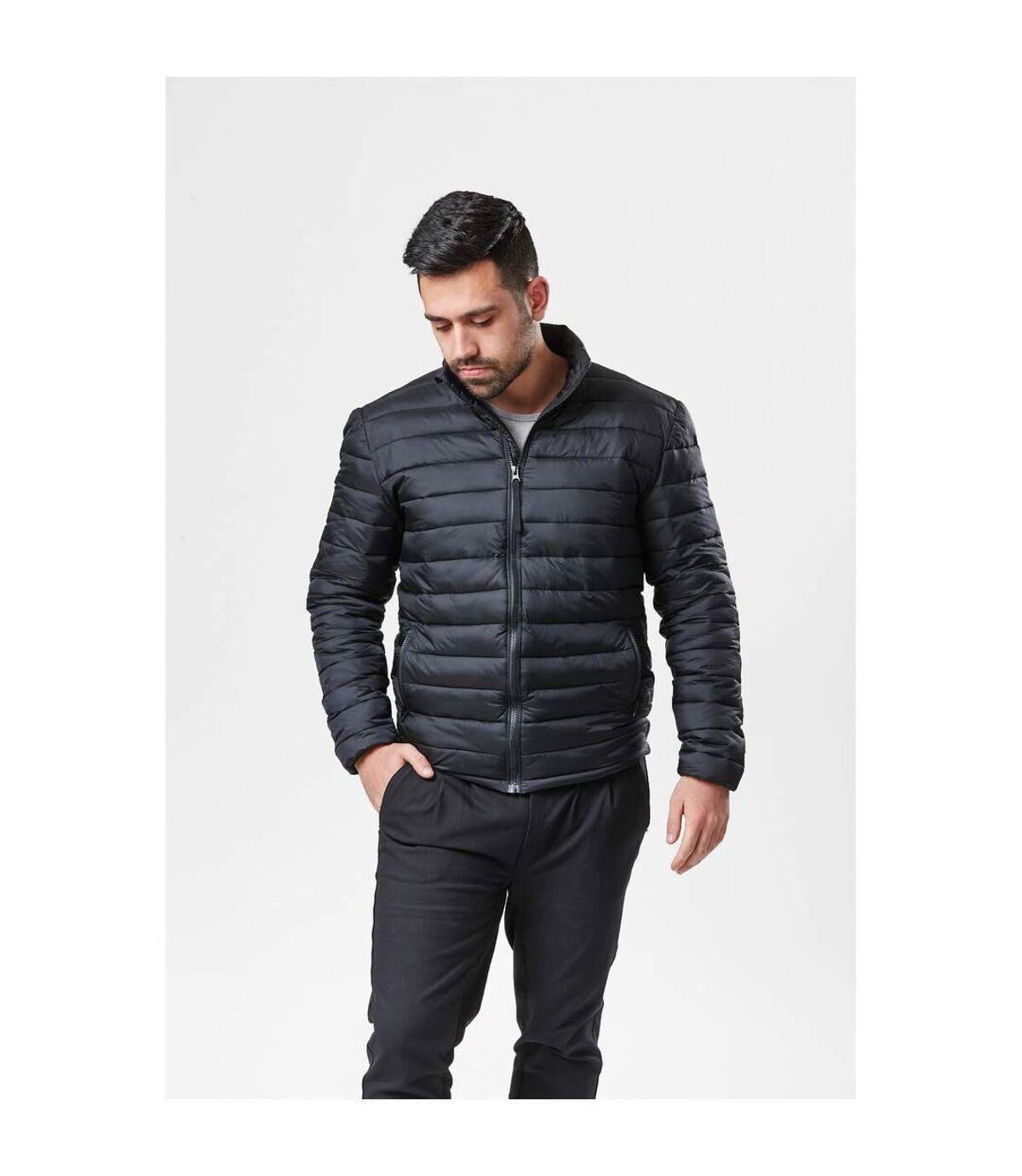 Dublin Mens William Puffer Jacket (Black) - UTWB1362