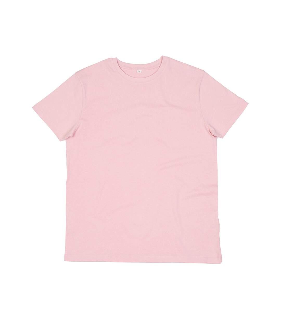 Mantis Mens Organic T-Shirt (Soft Pink) - UTPC3964