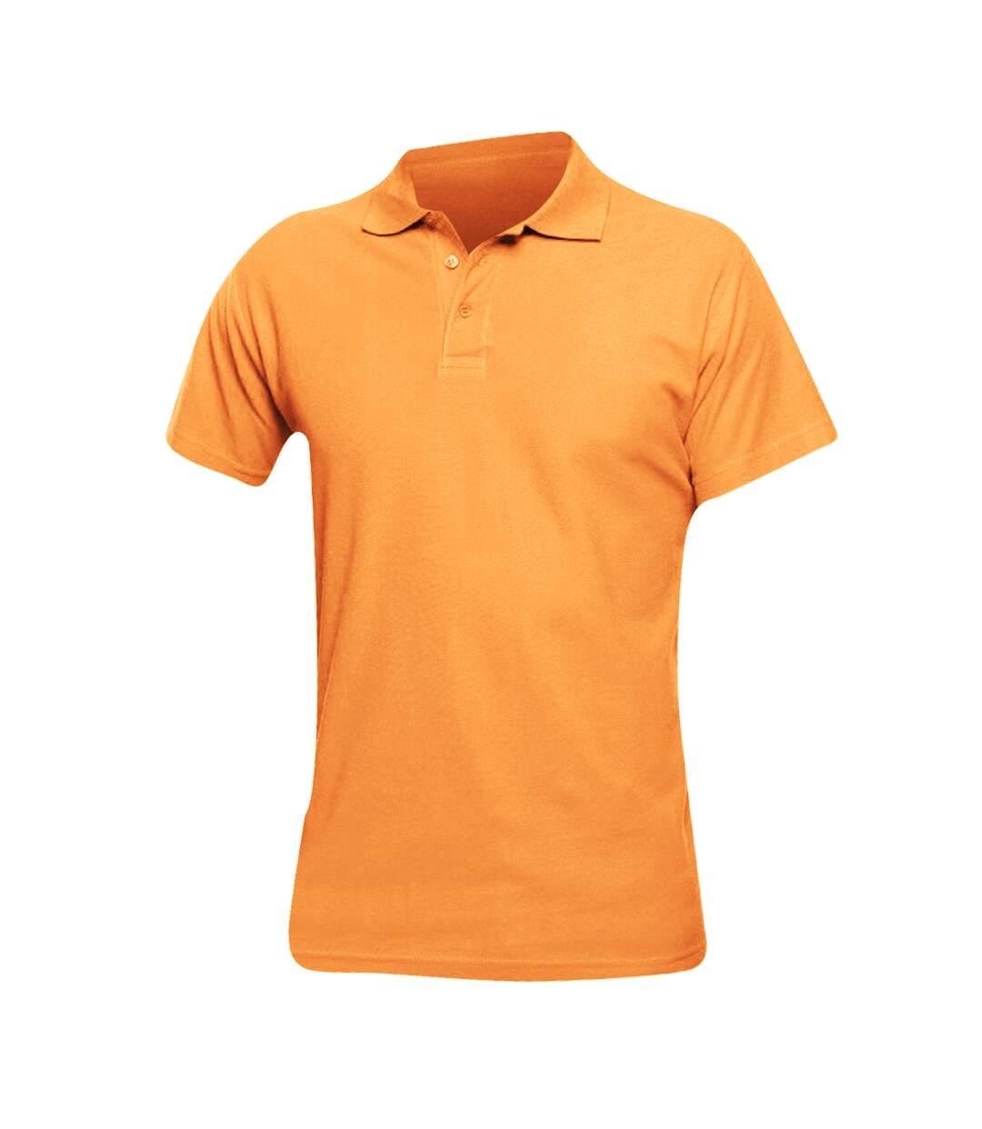 SOLS Mens Spring II Short Sleeve Heavyweight Polo Shirt (Apple Green) - UTPC320