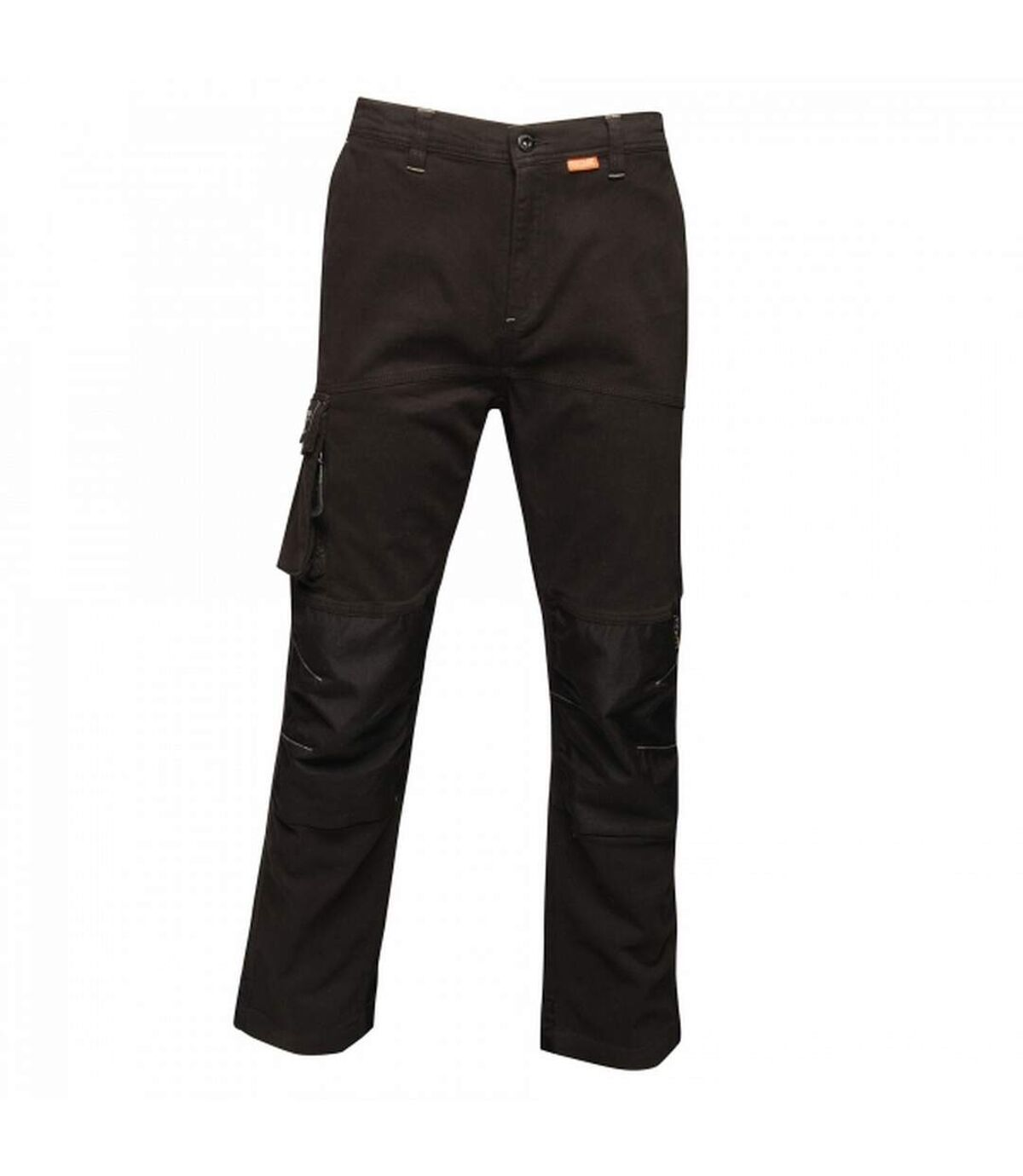 Regatta Mens Scandal Stretch Work Trousers - Regular (Traffic Black) - UTRG3749