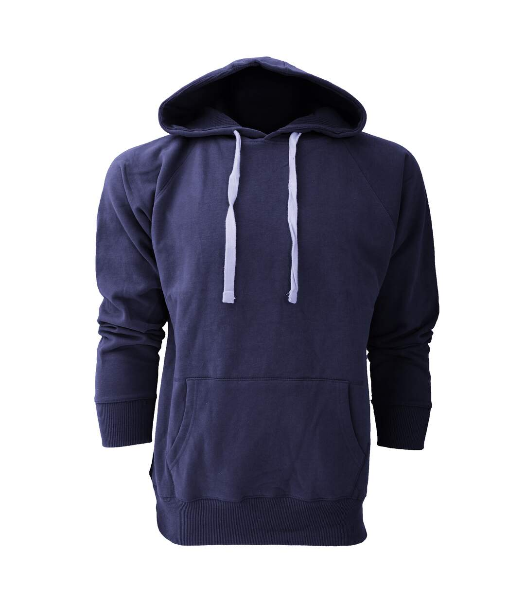 Mantis Mens Superstar Hoodie / Hooded Sweatshirt (Swiss Navy) - UTBC679