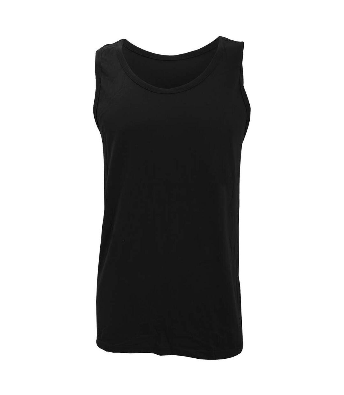 Gildan Mens Softstyle® Tank Vest Top (Black) - UTRW3171