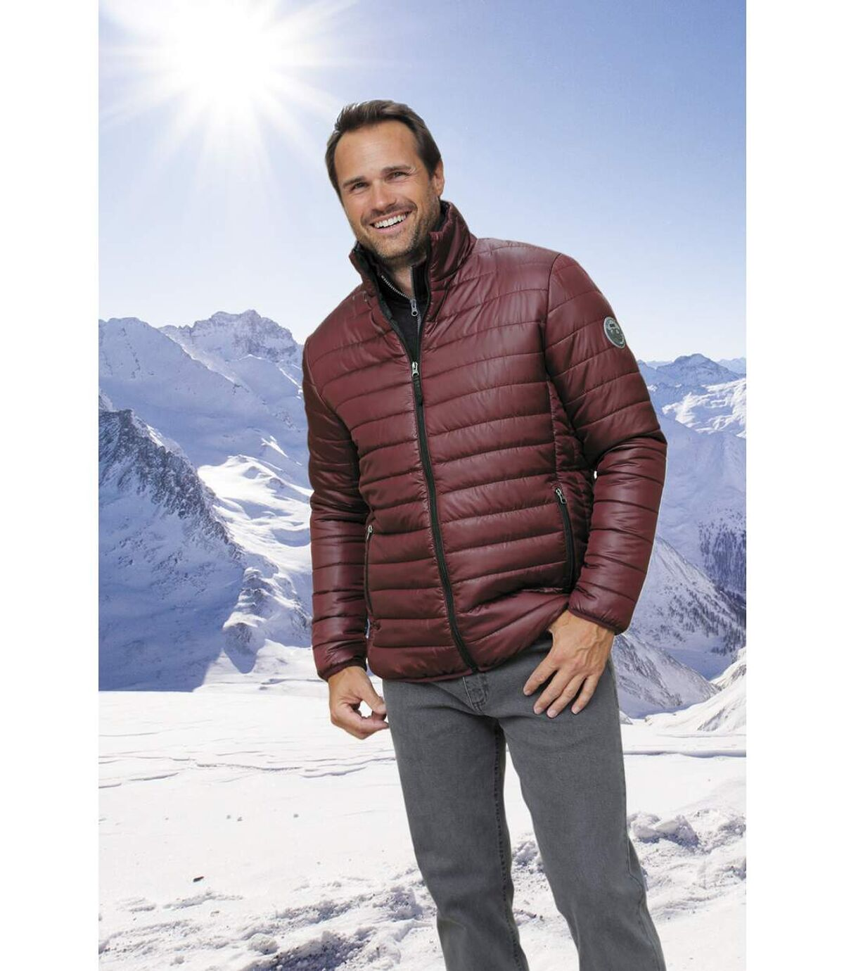 Trendy bunda Rocky Mountain Atlas For Men