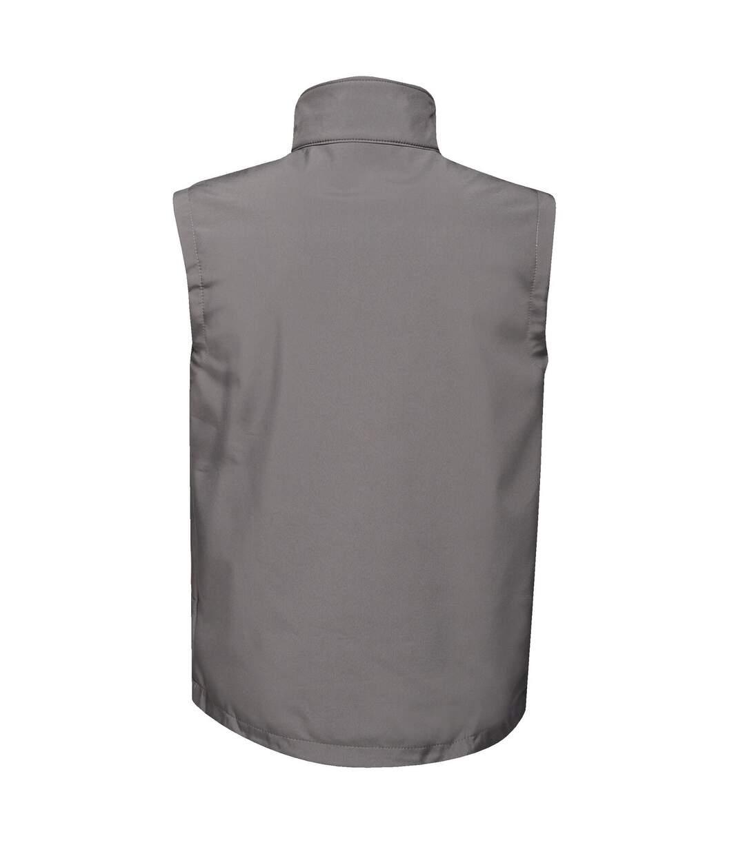Regatta - Veste Softshell Sans Manches Octagon - Homme (Gris) - UTRG3565