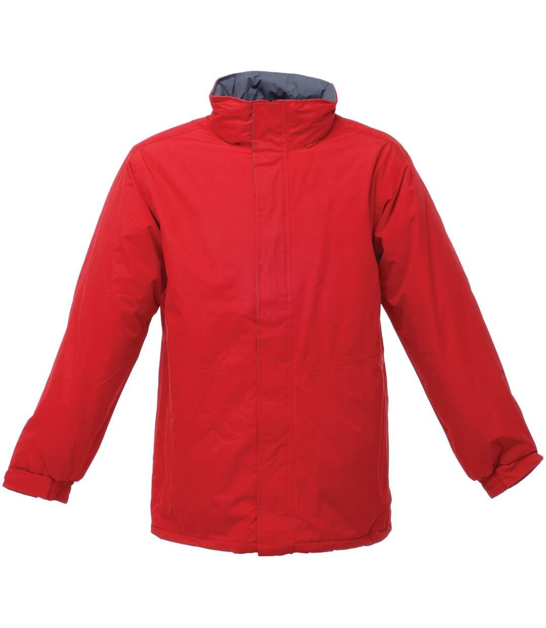 Regatta Mens Beauford Waterproof Windproof Jacket (Thermoguard Insulation) (Classic Red) - UTBC807