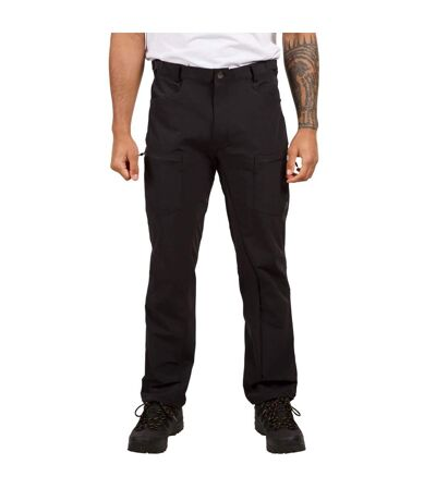 Trespass Mens Tuned Adventure Trousers (Black) - UTTP4145