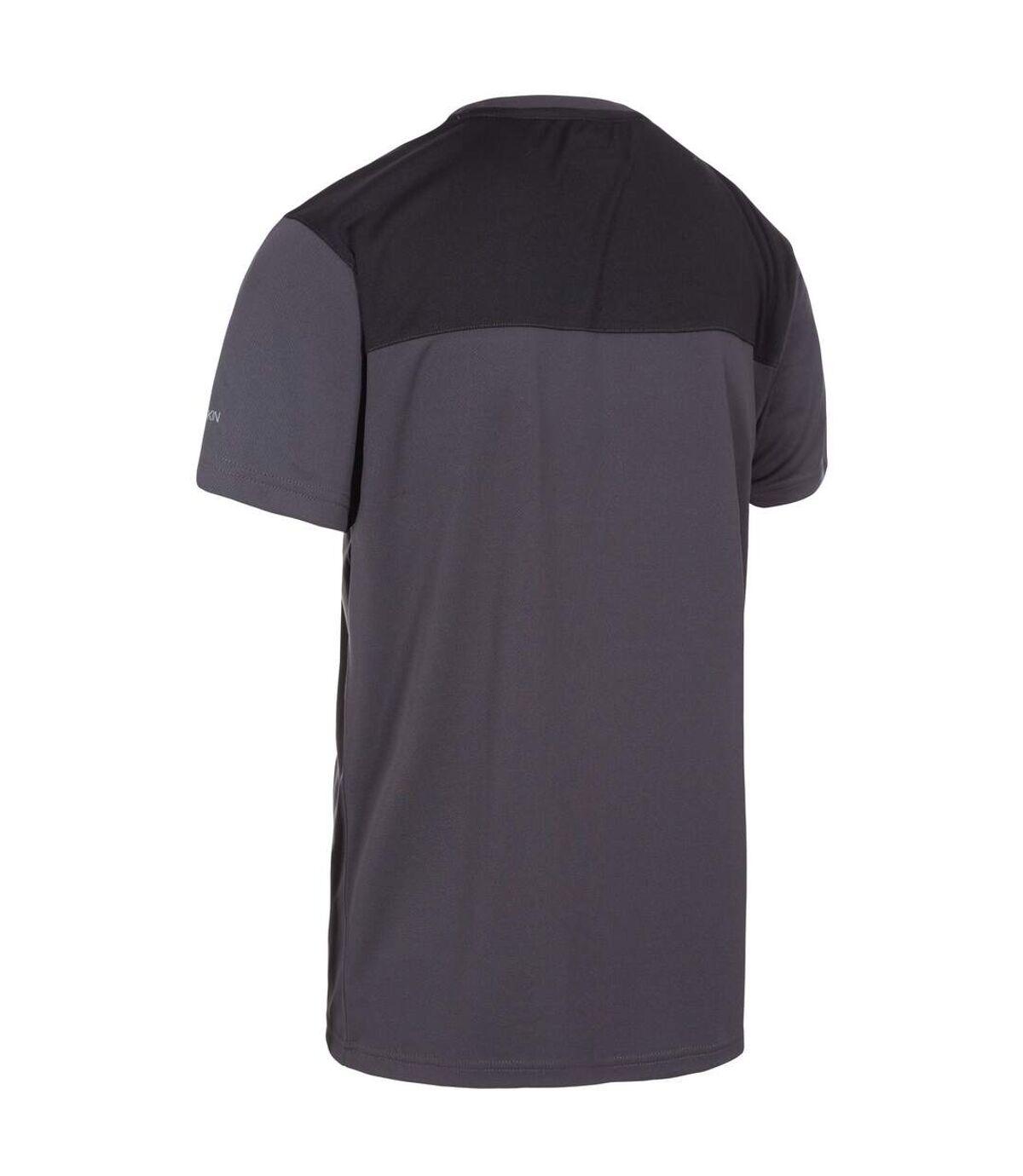 Trespass - T-shirt de sport JACOB - Homme (Gris foncé) - UTTP4999