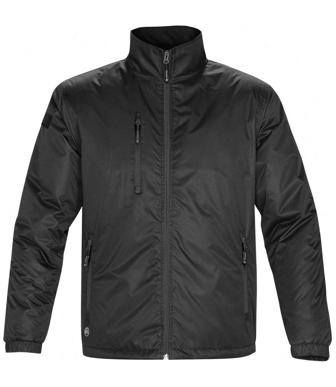 Stormtech Mens Axis Water Resistant Jacket (Black/Black) - UTBC2079